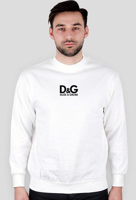 Duże & Grube / Dolce and Gabbana / bluza regular