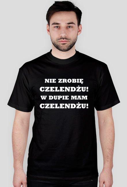 Nie zrobię czelendżu! / Iron Majdan / Rozenek / t-shirt regular