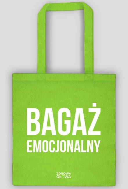 BAGAŻ EMOCJONALNY - torba
