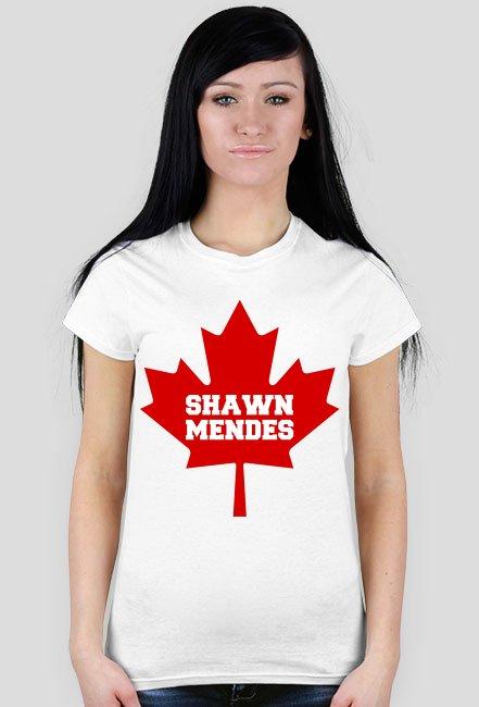 """Koszulka Damska """"Canadian Shawn"""""""