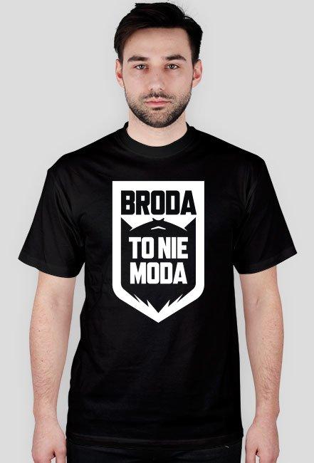 Koszulka Broda To Nie Moda NEW - różne kolory
