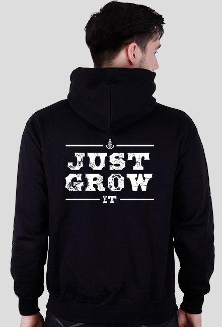 Bluza Just Grow IT tyl