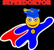 Kubek Superdoktor obrona doktoratu prezent
