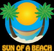 Sun of a beach koszulka damska