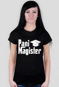 Prezent z okazji obrony - koszulka Pani Magister