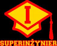 Prezent na obronę inżyniera - koszulka Superinżynier