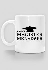 Kubek Pani Magister personalizowany