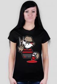 Freddy Krueger koszulka damska