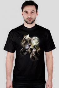 Koszulka z wilkami 2
