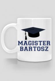 Kubek Magister z imieniem Bartosz