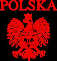 Koszulka Polska z orłem