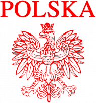 Polska orzeł koszulka dziecięca