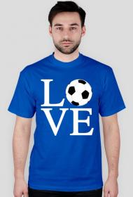 Koszulka Love football