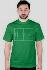 Koszulka z boiskiem do piłki nożnej