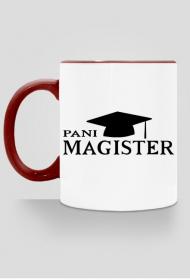 Kubek Pani Magister prezent na obrone