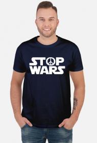 Koszulka Stop wars