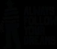 Freddy Krueger - Always follow your dreams koszulka damska