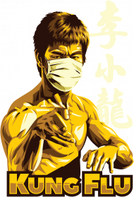 Koszulka Kung Flu