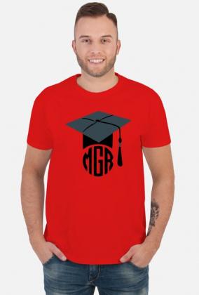 Prezent dla magistra koszulka MGR