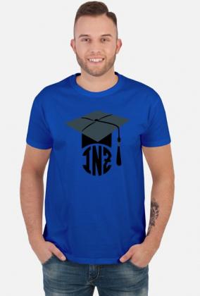 Prezent dla inzyniera koszulka INZ