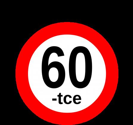60 urodziny prezent - Zycie zaczyna sie po 60-tce