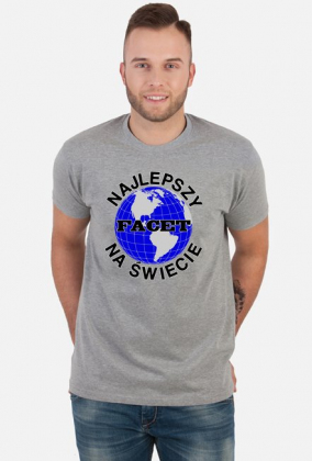 Koszulka Najlepszy facet na swiecie