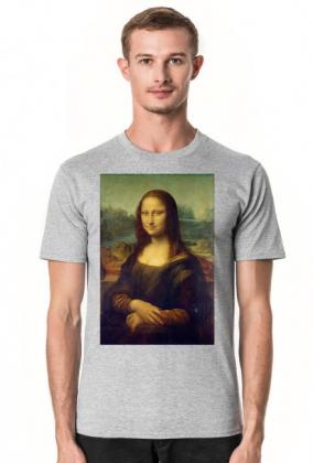 Mona Lisa Leonardo da Vinci koszulka