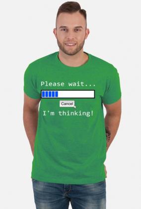 Please wait... I'm thinking koszulka