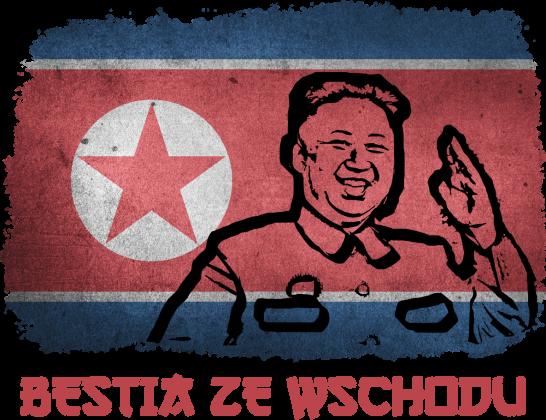 Bestia ze wschodu Kim Dzong Un