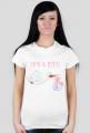 Śmieszna koszulka dla kobiet w ciąży - It's a girl