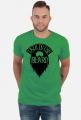 Talk to the beard koszulka dla brodaczy