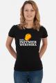 Koszulka Pani inżynier z imieniem Weronika