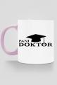 Prezent z okazji obrony doktoratu - kubek Pani Doktor