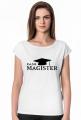 Prezent na magisterke - koszulka Pani Magister