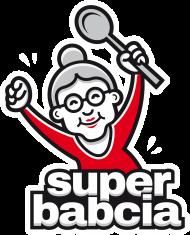 Super babcia - dzień babci - kucharka