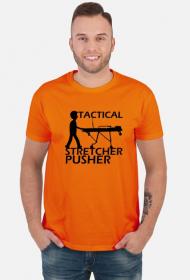 Tactical Stretcher Pusher black