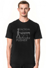 Tactical Stretcher Pusher grey
