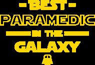 Best paramedic - koszulka meska