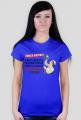 Kroplowka na wzmocnienie - koszulka damska