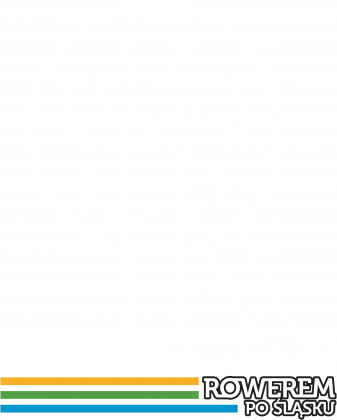 Rowerem Po Śląsku - koszulka męska czarna - KM-C-B1
