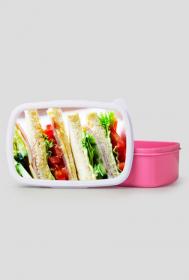 Pudełko śniadaniowe - kanapki
