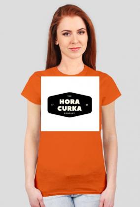 T-shirt Hora curka