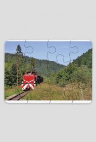 Puzzle tekturowe #3
