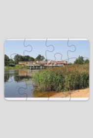 Puzzle tekturowe #8