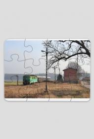 Puzzle tekturowe #10