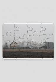 Puzzle tekturowe #12