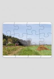 Puzzle tekturowe #25