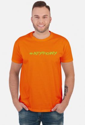 Szpaku - Atypowy - męska koszulka rap