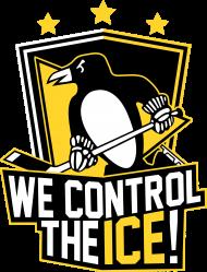 """Koszulka męska """"We Control The Ice"""""""