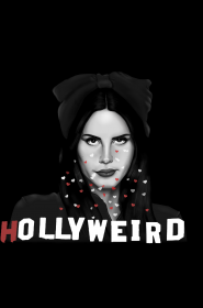Plakat A2 • HOLLYWEIRD